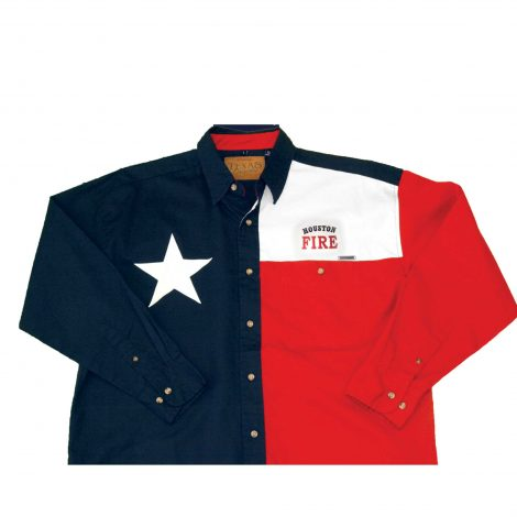Mens and Womens Tx Independence Button up $48.00