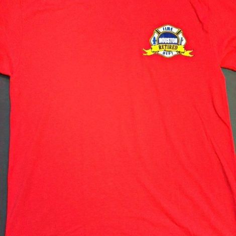 Retired HFD Tee Shirt $15.00