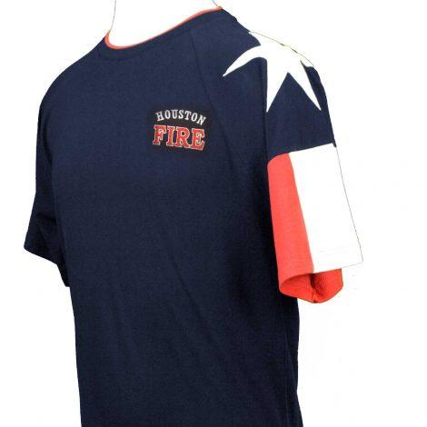 Texas Navy Tee $25