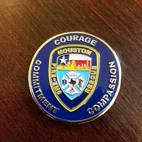 Challenge Coin Side 2
