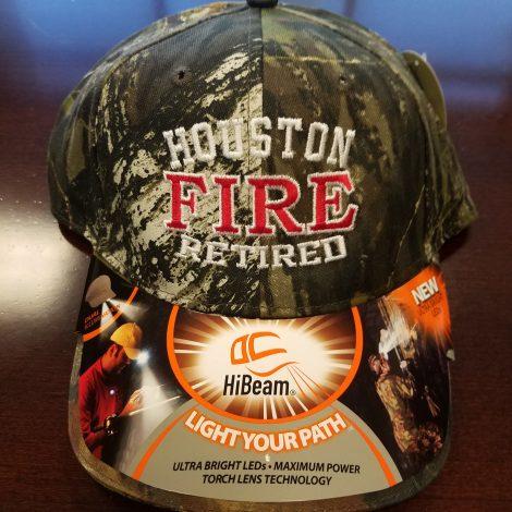 Houston Fire Retired HiBeam Light
